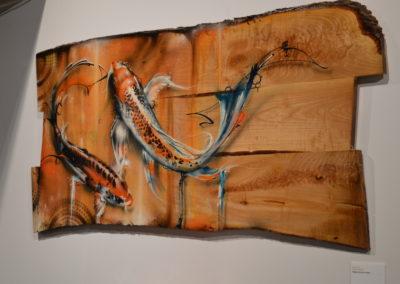 oneTree artist Steve Feltham
