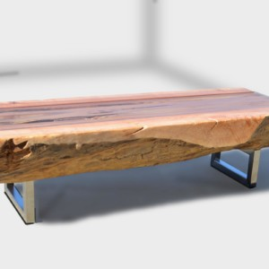 Floating forest coffee table