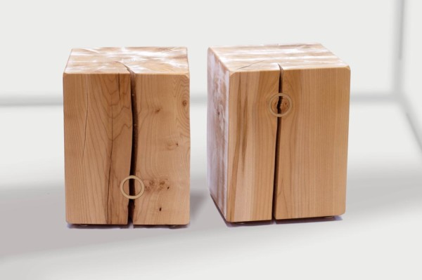 Beam end tables