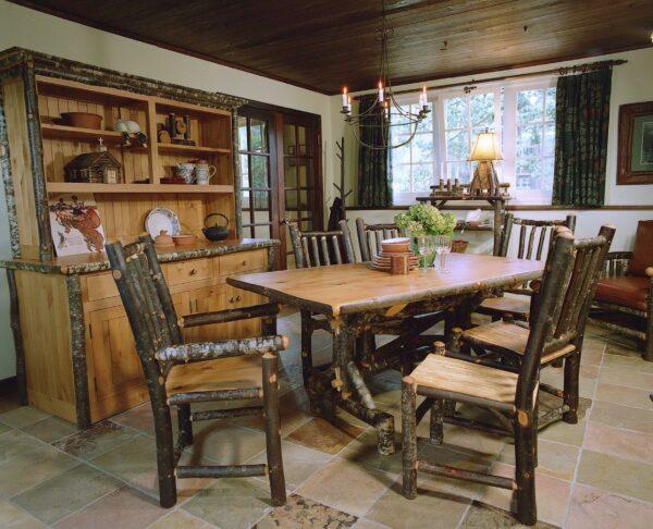 Log dining Suite