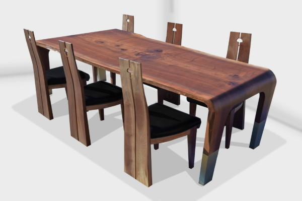 oneTree modern dining table
